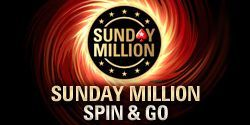 Sunday Million Spin & Go