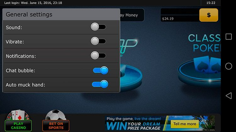 888 poker android