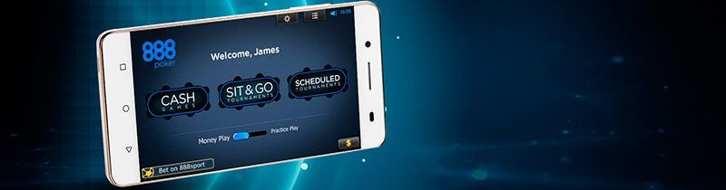 888 poker на Android