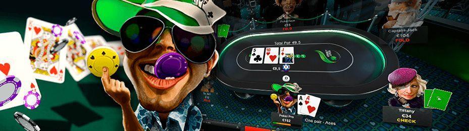 юнибет покер