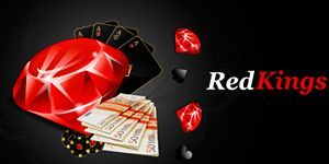 Бонус на первый депозит в RedKings Poker