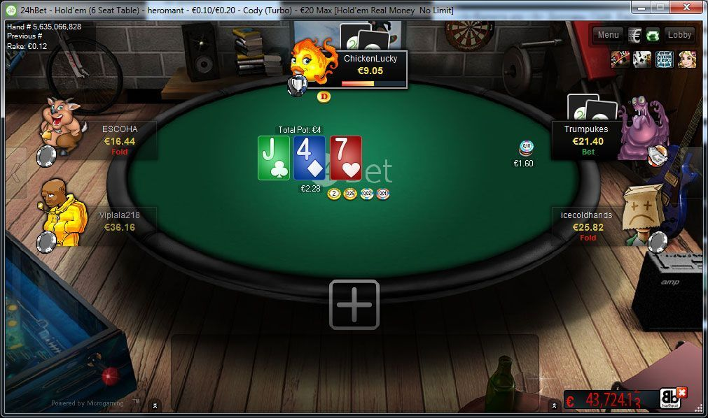 Holdem manager.it