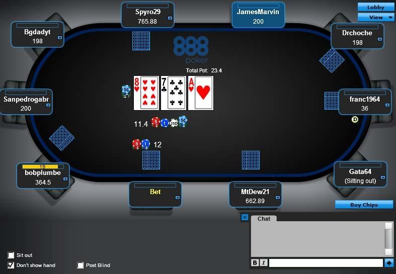 Покер 888 Скачать На Телефон