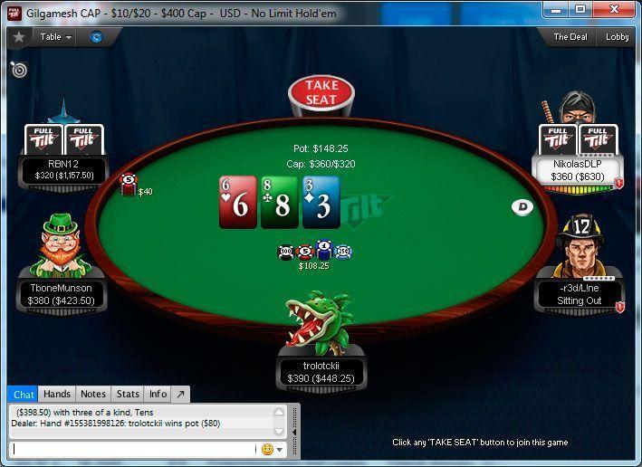 Тилт покер онлайн девушки и веб камера рулетка онлайн