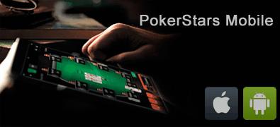 Мобильный покер ото PokerStars